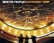 Expansion Team is the 2nd CD from Dilated Peoples.
