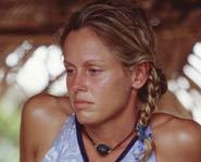 Penny ramsey was the the tenth person voted off Survivor 5 Thailand and the third member of the jury.