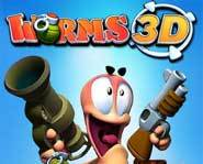 Download the Worms 3D PC video game demo and wage wacky warfare on your computer!