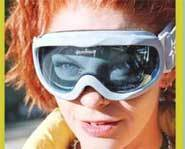 The Snowbunny Venus Goggles.
