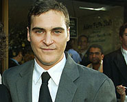 Joaquin Phoenix stars in this summer's hot movie Signs.