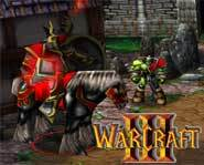 Play Warcraft 3 online - just remember some of Kidzworld's Chat rules.