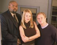 Jeri Lynn Ryan plays Ronnie Cooke who has already had her first scrap with Principal Harper.