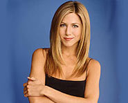 Jennifer Aniston became a star on Friends.