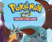 Nintendo runs the Pokemon-e Trading Card Game as well as the Pokemon video games for Gameboy Advance SP and Gamecube!