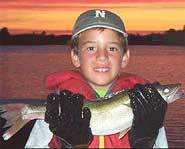 Fishing tips for kids.