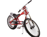 Picture of the Schwinn Sting-Ray bicycle.