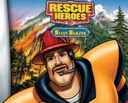 Billy Blazes fights fire to rescue people and save the day in this Nintendo Gameboy Advance video game!