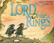 Play The Lord of the Rings board game and adventure with hobbits, Legolas, Aragorn, Gandalf and more!