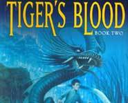 We review the magical adventures in Tiger's Blood, the novel by Laurence Yep!