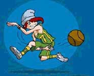 Quiz the Kidzworld Coach for advice on  basketball tips, kicking field goals and other sports and fitness advice.
