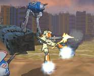 Robotech: Battlecry for the PS2, Xbox and Gamecube - more fun than playing with Robotech toys!