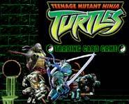 The Teenage Mutant Ninja Turtle Trading Card Game lets you kick Shredder's butt, ninja-style - get the card game review here!