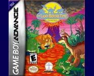 Picture from The Land Before Time for Game Boy Advance.