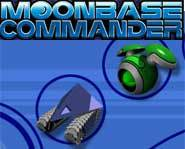 Download the free pc game demo of Moonbase Commander and use cool strategies to conquer the moon and other planets.