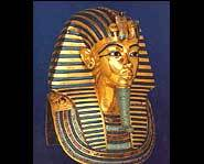 King Tut's time as pharaoh in Egypt was short-lived.