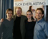 Alexis Bledel and Jonathan Jackson star in the movie Tuck Everlasting.