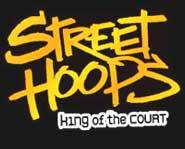 Street Hoops basketball for Playstation 2 and Xbox - made by Activision.