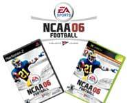 Get the 411 on EA's latest video game, NCAA Football 06, with our review!
