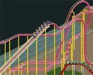 Picture of Roller Coaster Tycoon 2 by Infogrames.
