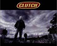 CD Cover of Clutch Album Pure Rock Fury on Atlantic Records.