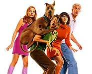 Scooby-Doo's soundtrack includes songs by Shaggy, Outkast, Lil' Romeo, Sugar Ray, Solange, Kylie Minogue & Baha Men!