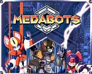 The Medabots Trading Card Game is made by the same people that make the Yu-Gi-Oh! collectible card game!