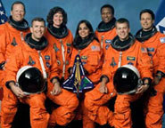 Space Shuttle Columbia Crew.