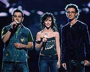 Summer Music Mania 2002 - hosted by Jennifer Love Hewitt, JC Chasez & Chris Kirkpatrick.
