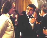 Rowan Atkinson stars in Johnny English with John Malkovich.