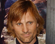 Viggo Mortensen at the Los Angeles premiere of The Lord of the Rings: The Two Towers.