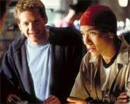 Josh and Dim, played by Chris Jorgens and Jorgito Vargas, Jr.