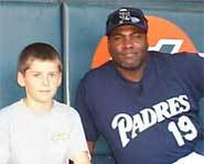 Danny and Tony Gwynn
