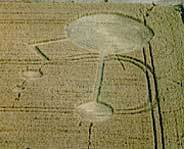 There have been more crop circle reports in Britain than any other country.