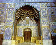 One of the most impressive Islamic buildings in the world - Afghanistan.