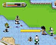 Dragonball Z: The Legacy of Goku for Game Boy Advance