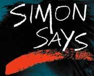 Book review: Simon Says by Marie Elaine Alphin.