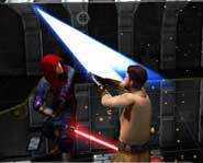 Star Wars Jedi Knight II: Jedi Outcast free game demo download.