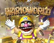 Mario's greedy cousin Wario stars in the Wario World video game for the Nintendo Gamecube!