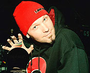 Fred Durst from Limp Bizkit shows some attitude in his lyrics from the song My Way.