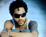 Lenny Kravitz covers American Woman which was first sung by The Guess Who.