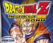 Dragonball Z: The Legacy of Goku for GBA