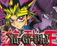 Yu-Gi-Oh! collectible card game review.