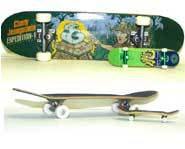 Tech Deck fingerboards and handboards.