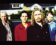 Nickelback's 'How You Remind Me' was a huge hit.