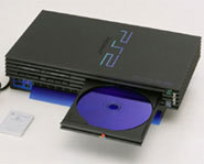Is the PS2 afraid?