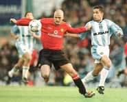 2002 World Cup soccer star, David Beckham.