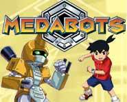 The Medabots Metabee Ver. AX video game for the Nintendo Gameboy Advance lets you Robattle!