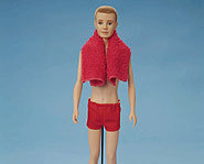 The original Ken Doll.