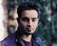 Chris Kirkpatrick of *NSYNC.